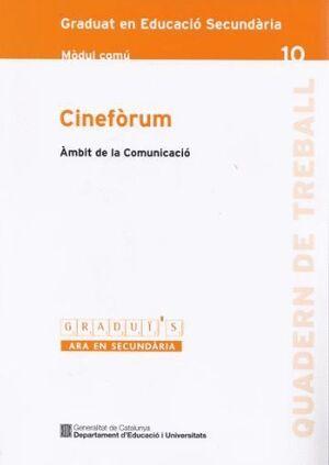 CINEFORUM GRADUI´S-10 MC AMBIT DE LA COMUNICACIO MODUL COMU