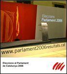 ELECCIONS AL PARLAMENT DE CATALUNYA 2006