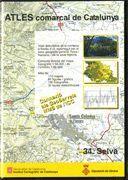 ATLES COMARCAL DE CATALUNYA. 34. SELVA (CD-ROM)