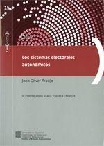 SISTEMAS ELECTORALES AUTONÓMICOS/LOS