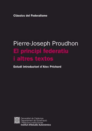PRINCIPI FEDERATIU I ALTRES TEXTOS [EPUB]/EL