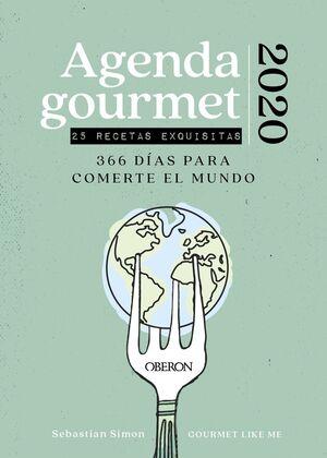 AGENDA GOURMET 2020
