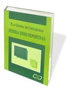 PLAN GENERAL DE CONTABILIDAD. FEDERACIONES DEPORTIVAS