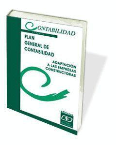 PLAN GENERAL DE CONTABILIDAD. EMPRESAS CONSTRUCTORAS