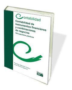 CONTABILIDAD DE INSTRUMENTOS FINANCIEROS Y COMBINACIONES DE NEGOCIOS
