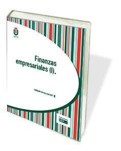 FINANZAS EMPRESARIALES (I)