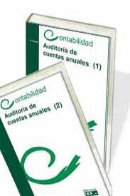 AUDITORÍA DE CUENTAS ANUALES (2 VOLÚMENES)