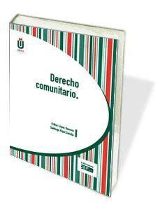 DERECHO COMUNITARIO
