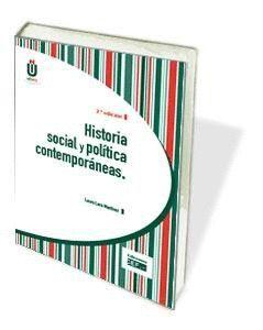 HISTORIA SOCIAL Y POLÍTICA CONTEMPORÁNEAS