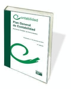 PLAN GENERAL DE CONTABILIDAD