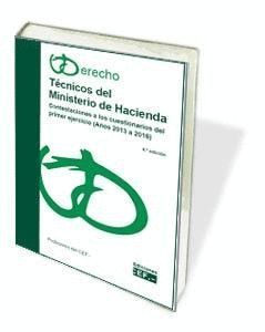 TÉCNICOS DE HACIENDA