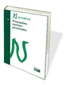 PRINCIPALES NORMAS PROCESALES