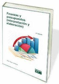 FINANZAS Y PRESUPUESTOS (INTERPRETACIÓN Y ELABORACIÓN)