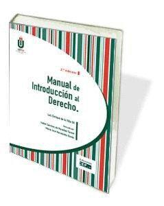 MANUAL DE INTRODUCCIÓN AL DERECHO