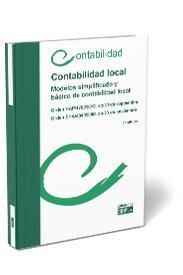 CONTABILIDAD LOCAL. MODELO SIMPLIFICADO Y BÁSICO DE CONTABILIDAD LOCAL