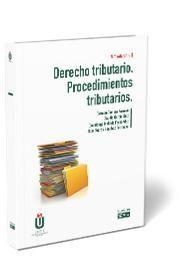 DERECHO TRIBUTARIO. PROCEDIEMIENTOS TRIBUTARIOS