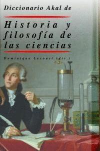 DICCIONARIO DE HISTORIA Y FILOSOFA DE LAS CIENCIAS