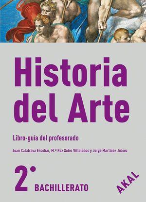 HISTORIA DEL ARTE 2º BACH.