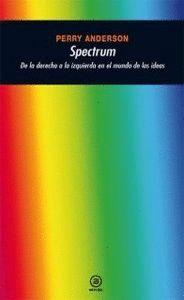 SPECTRUM DE LA DERECHA A LA IZQUIERDA EN EL MUNDO DE LAS IDEAS
