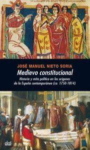 MEDIEVO CONSTITUCIONAL