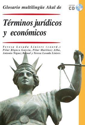 GLOSARIO MULTILINGÜE DE TÉRMINOS JURÍDICOS Y ECONÓMICOS