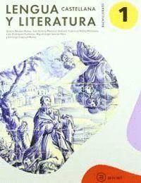 LENGUA CASTELLANA Y LITERATURA. SIGLO XVII. BACHILLERATO 1