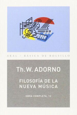 ADORNO LOTE MUSICA (OBRA COMPLETA)