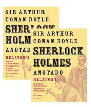 PACK SHERLOCK HOLMES ANOTADO: RELATOS II