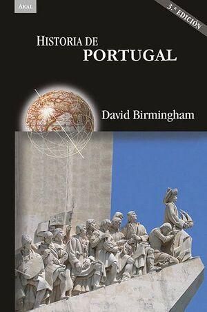 HISTORIA DE PORTUGAL 3ª ED.
