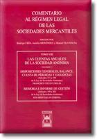 LAS CUENTAS ANUALES DE LA SOCIEDAD ANÓNIMA. TOMO VIII VOLUMEN 1º