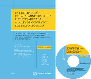 LA CONTRATACIÓN DE LAS ADMINISTRACIONES PÚBLICAS AJUSTADA A LA LEY DE CONTRATOS DEL SECTOR PÚBLICO -