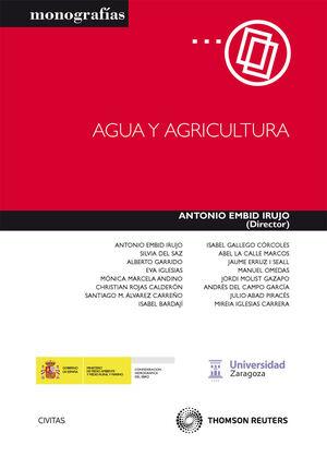 AGUA Y AGRICULTURA