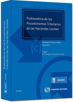 PROBLEMÁTICA DE LOS PROCEDIMIENTOS TRIBUTARIOS DE LAS HACIENDAS LOCALES