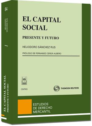 EL CAPITAL SOCIAL - PRESENTE Y FUTURO