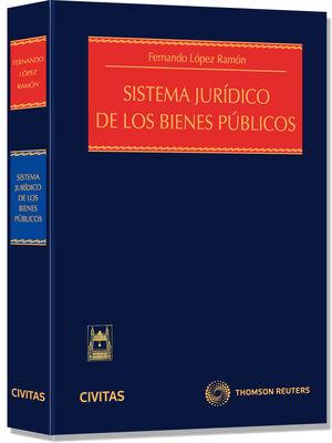 SISTEMA JURÍDICO DE LOS BIENES PÚBLICOS