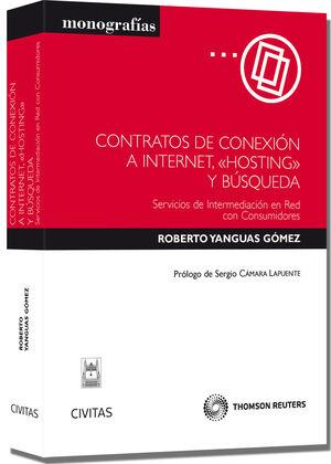 CONTRATOS DE CONEXI�N A INTERNET,