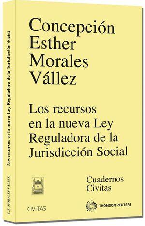 LOS RECURSOS EN LA NUEVA LEY REGULADORA DE LA JURISDICCI�N SOCIAL