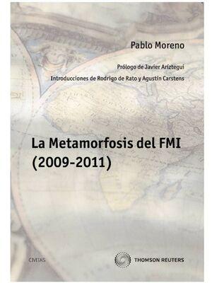 LA METAMORFOSIS DEL FMI (2009-2011)