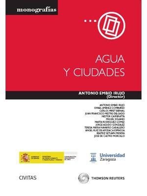 AGUA Y CIUDADES