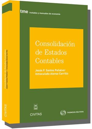CONSOLIDACIÓN DE ESTADOS CONTABLES