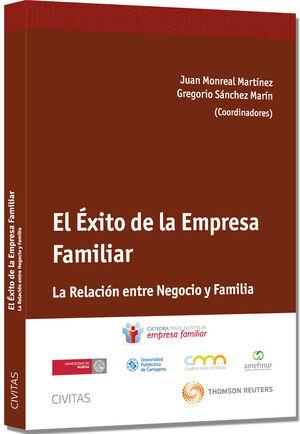 EL ÉXITO DE LA EMPRESA FAMILIAR - LA RELACIÓN ENTRE NEGOCIO Y FAMILIA