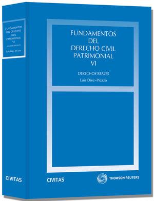 FUNDAMENTOS DEL DERECHO CIVIL PATRIMONIAL. VI - DERECHOS REALES