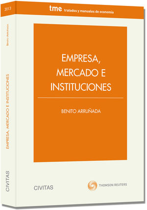 EMPRESA, MERCADO E INSTITUCIONES