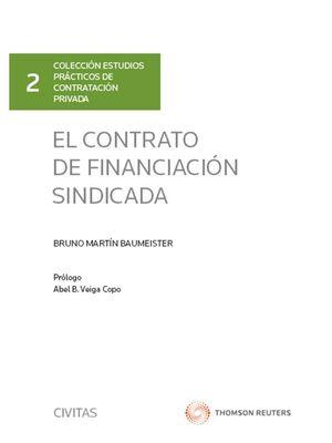 EL CONTRATO DE FINANCIACIÓN SINDICADA