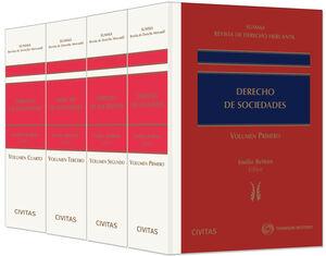 SUMMA REVISTA DE DERECHO MERCANTIL. DERECHO DE SOCIEDADES (TOMO III, VOL. I)