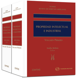 SUMMA REVISTA DE DERECHO MERCANTIL. PROPIEDAD INDUSTRIAL E INTELECTUAL (VOL. 2º) - PROPIEDAD INDUSTRIAL