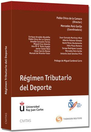 RÉGIMEN TRIBUTARIO DEL DEPORTE