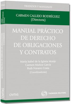 MANUAL PRÁCTICO DE DERECHO DE OBLIGACIONES Y CONTRATOS