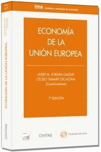 ECONOMA DE LA UNIÓN EUROPEA (PAPEL + E-BOOK)