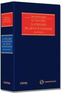 EL CONCURSO DE ACREEDORES DEL GRUPO DE SOCIEDADES (PAPEL + E-BOOK)